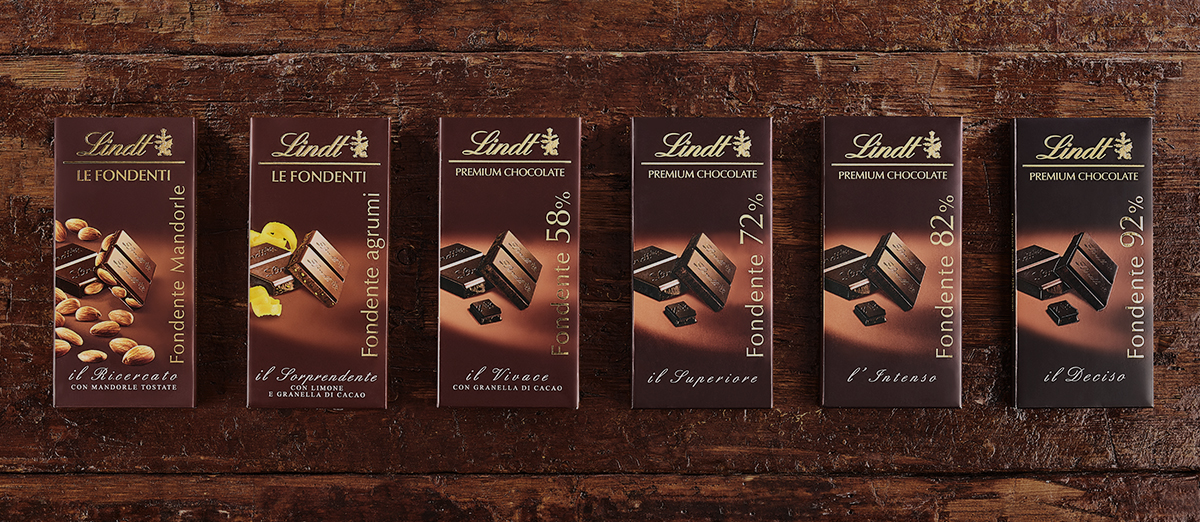 Lindt&Sprüngli - Branding, Naming, Packaging