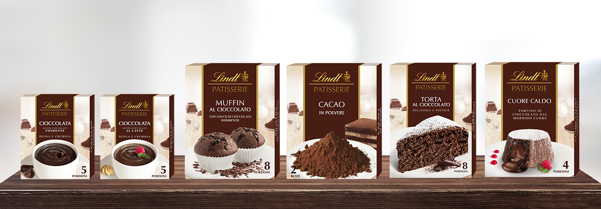 Lindt&Sprüngli - Packaging